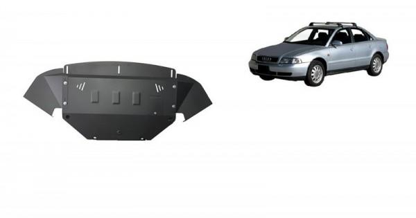 Stalowa osłona silnika Audi A4 B5 - (1997-2000)