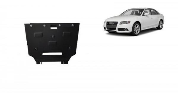 Stalowa osłona skrzyni biegów Audi A4 B8 - (2008-2014)