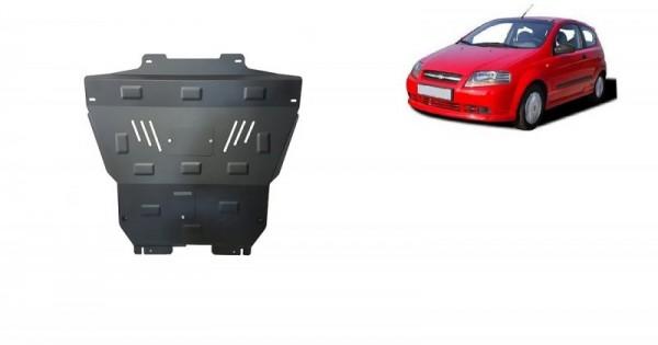 Stalowa osłona silnika Chevrolet Kalos - (2004-2008)