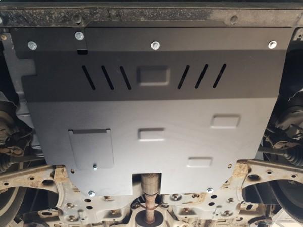 Stalowa Osłona pod silnik Fiat Grande Punto - (2006-2019)