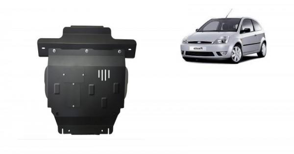 Stalowa Osłona pod silnik Ford Fiesta - (2001-2008)