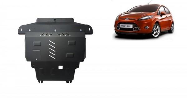 Stalowa Osłona pod silnik Ford Fiesta - (2008-2016)
