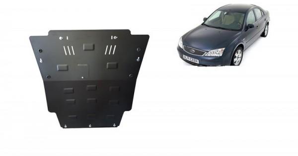 Stalowa Osłona pod silnik Ford Mondeo 3 - (2000-2007)