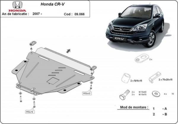 Stalowa osłona silnika Honda CR-V - (2007-2019)