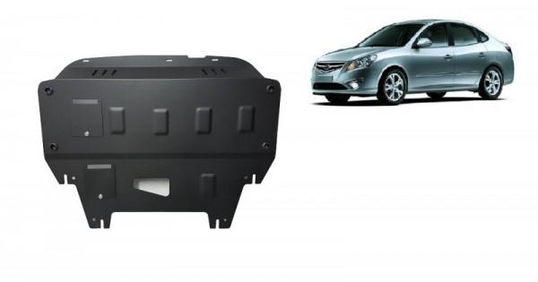Stalowa Osłona pod silnik Hyundai Elantra 1 - (2007-2011)