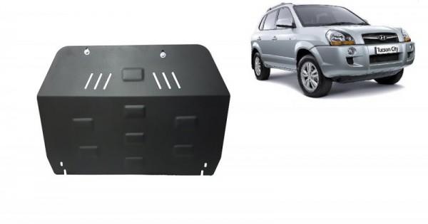 Stalowa osłona silnika Hyundai Tucson - (2004-2015)