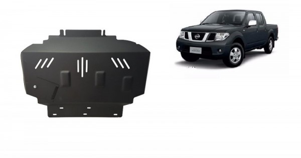 Stalowa Osłona pod silnik Nissan Navara - (2005-2015)