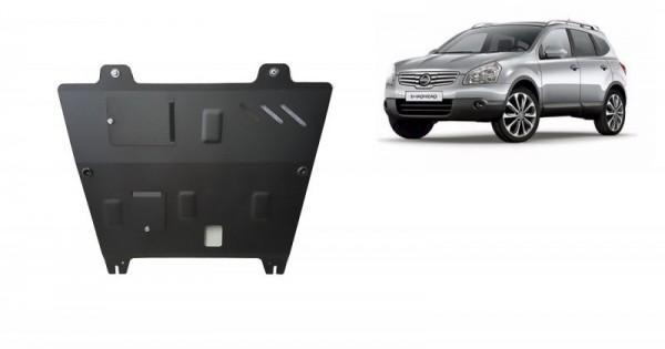 Stalowa Osłona pod silnik Nissan Qashqai - (2006-2013)