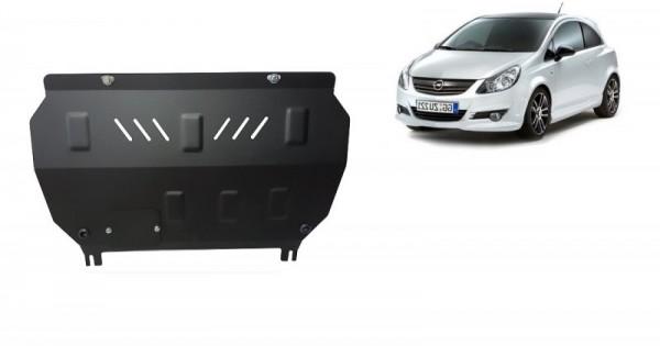 Stalowa Osłona pod silnik Opel Corsa D - (2006-2014)