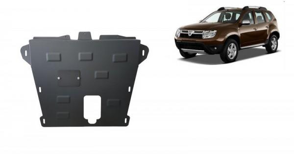 Stalowa Osłona pod silnik Dacia Duster - (2010-2017)