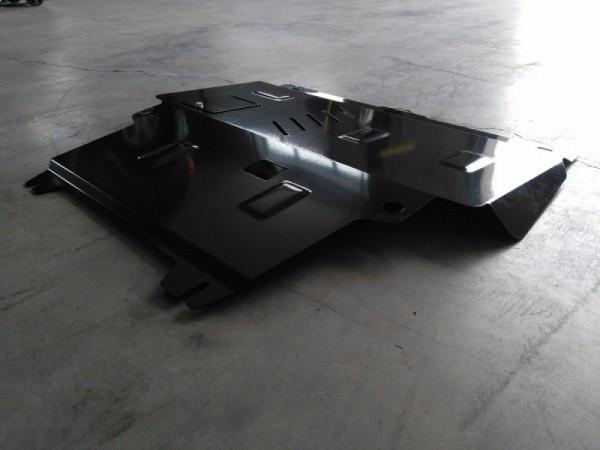 Stalowa osłona silnika Ford Transit Courier - (2014-2019)